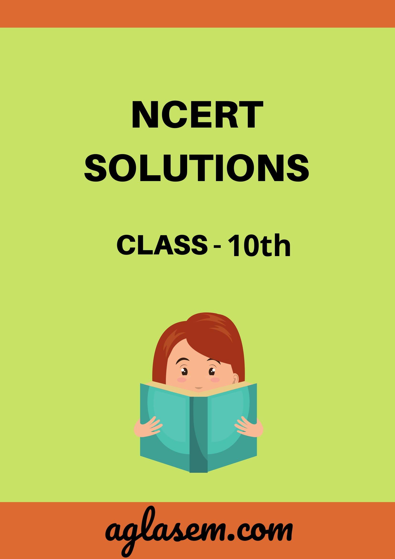 NCERT Solutions for Class 10 विज्ञान Chapter 10 प्रकाश प्रवर्तन तथा अपवर्तन (Hindi Medium) - Page 1