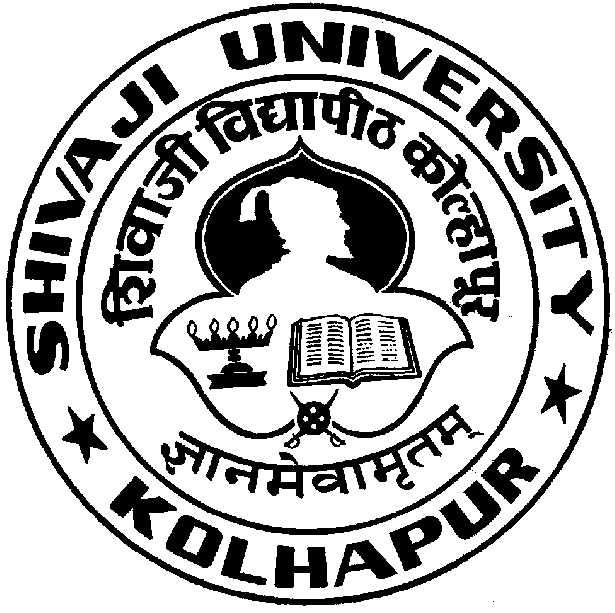 Shivaji University logo
