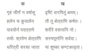 NCERT Solutions for Class 6 Sanskrit Chapter 10