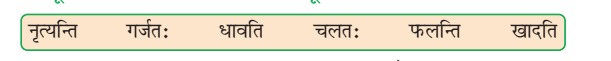 NCERT Solutions for Class 6 Sanskrit Chapter 1