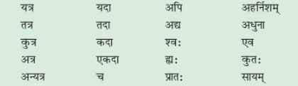 NCERT Solutions for Class 6 Sanskrit Chapter 7